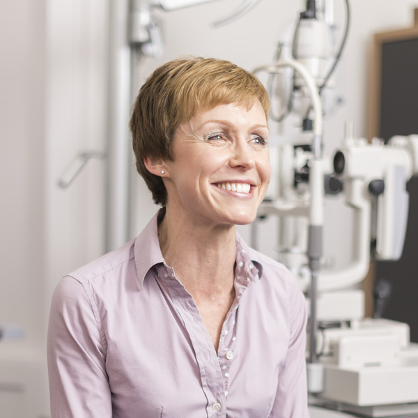 Further qualifications for our optometrists