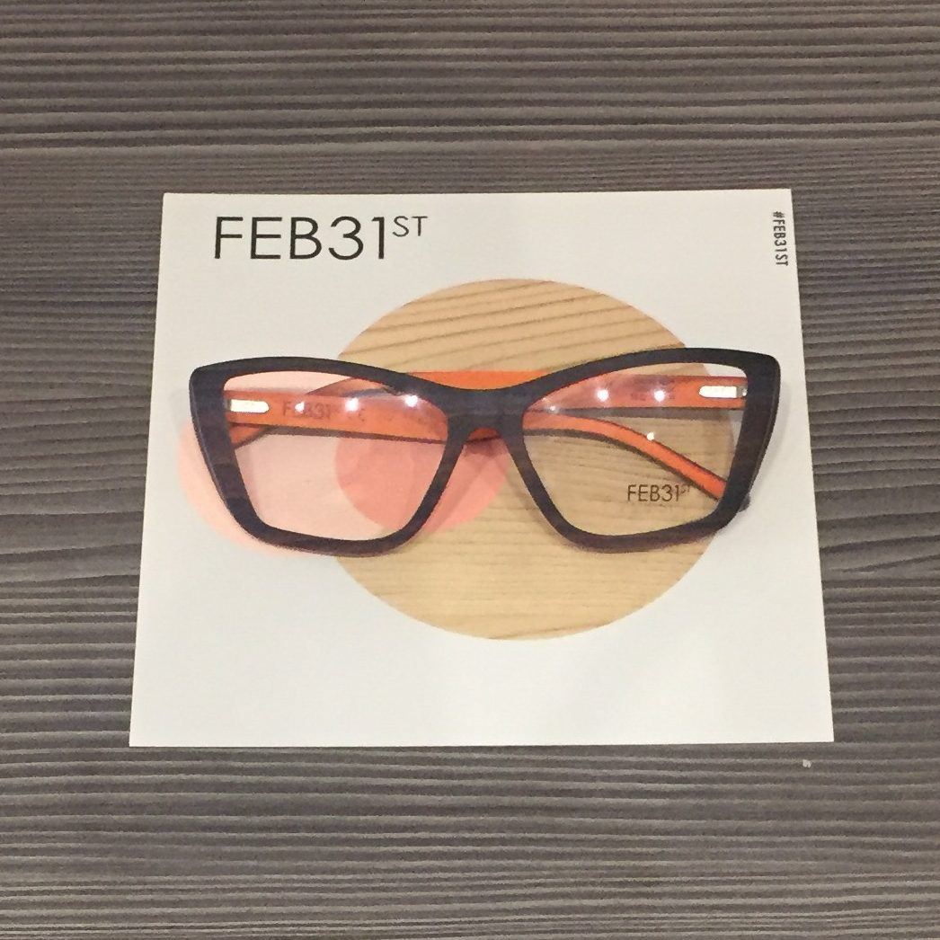 Design your own wooden frames from new Italian designer FEB31st