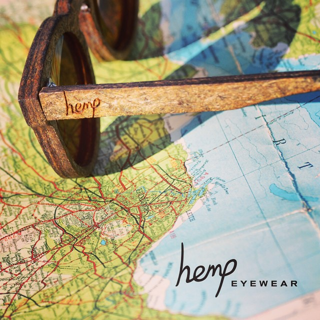 Welcome to Hemp Eyewear, designed and made in Edinburgh
